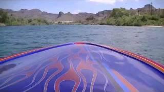 Dimarco V-drive T-deck Flat Bottom Speed Boat - A Short Film By: Mike Vanderhoof / King Mike V