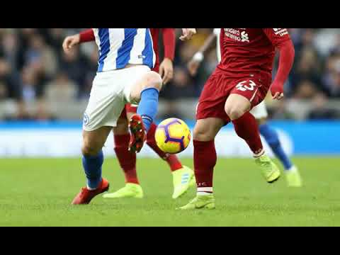 Brighton H.A. 0 v 1 Liverpool - All The Goals - Radio Commentary  12/01/2019