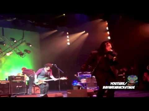 Bay Area Backstage-  NAMM -  Alice Cooper-Johnny Depp Jam