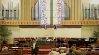 FUMCPP 02-12-2017 Sermon 'Means of Grace Commnunion'