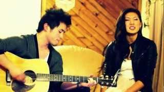 Jason Mraz & Colbie Caillat - Lucky (Cover by Sara Choi & Shinhee Son)