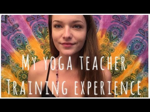My Yoga Teacher Training Experience // What To Expect in YTT