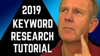 Keyword Research Tutorial 2019 (YouTube SEO Tips)
