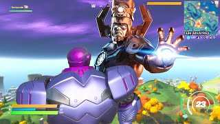 "Fortnite GALACTUS ""Nexus War"" Live Event! (AWESOME)"