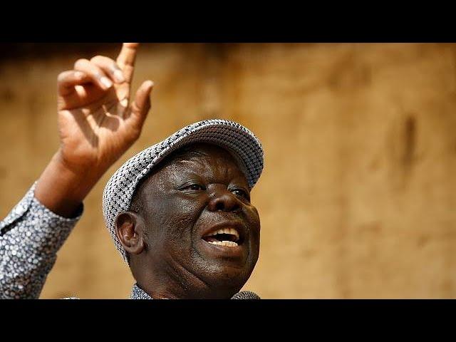 Zimbabwe opposition leader Morgan Tsvangirai dies after cancer battle #1