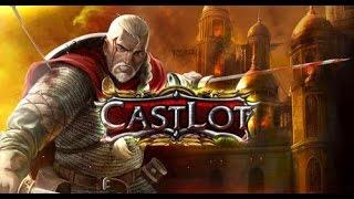 Castlot Видео обзор бесплатной браузерной  онлайн игры.