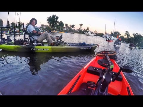 POV Kayak Fishing Tournament