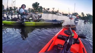 kayak setup ideas