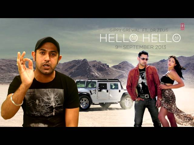 Gippy Grewal Message | HELLO HELLO | Releasing 9 September 2013 Travel Video