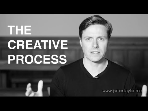 The Creative Process (Five Stages)