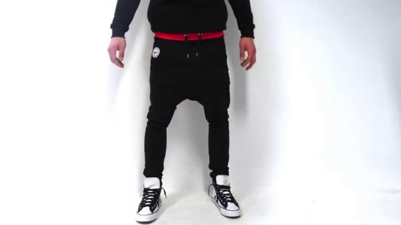 bs7 coole herren freizeithose sporthose jogginghose 2064 youtube. Black Bedroom Furniture Sets. Home Design Ideas