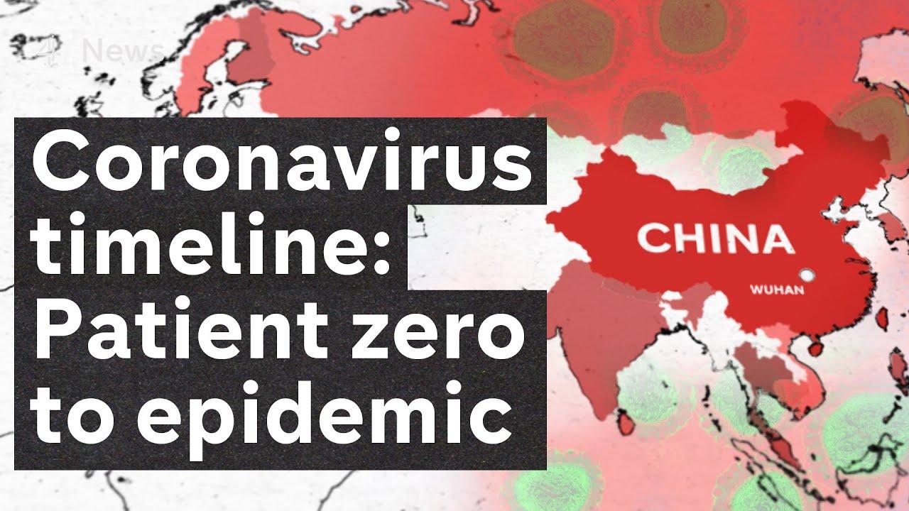 How coronavirus (Covid-19) spread day by day - YouTube