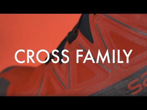 Herren Supercross GTX Schuhe flint black risk red UK 9.5