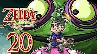 Let's Play The Legend of Zelda Minish Cap [#20] Die Inka Maske