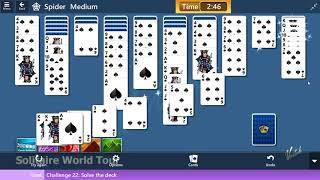 Solitaire World Tour #22 | August 17, 2019 Event