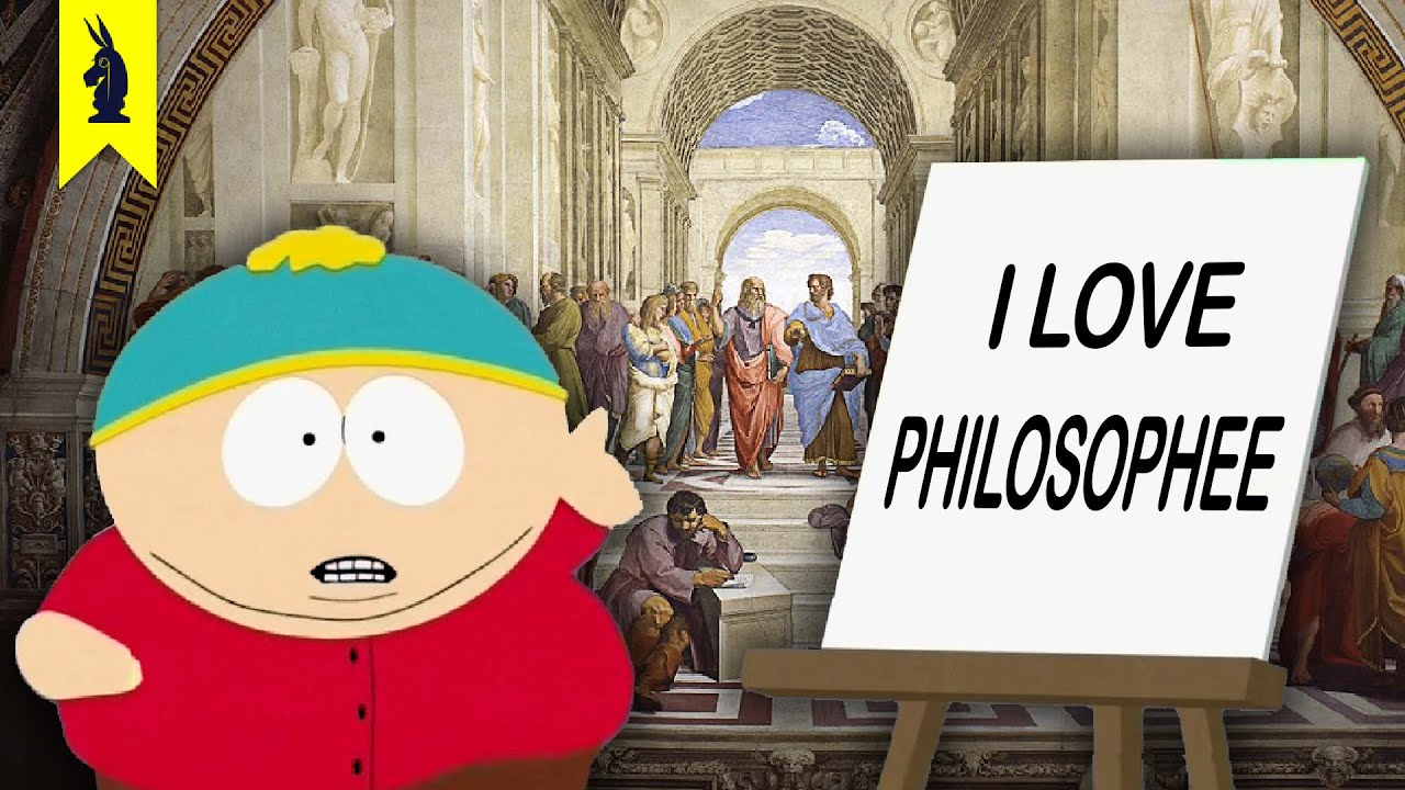 Does Cartman Believe Anything?