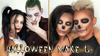 CAN'T BELIEVE I LET HER DO THIS TO ME! (Best Halloween Makeup 2018)