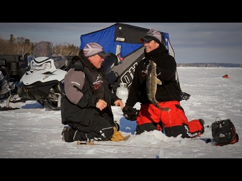 """Big Walleyes on Lake of the Woods, MN"" - In-Depth Outdoors TV Season 9, Episode 9"