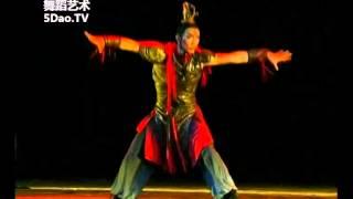 第十届桃李杯舞蹈比赛高清完整版 《战鼓行》胡珈诚 中国古典舞 少年A级 剧目男子女子独舞(原画)