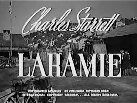 The Durango Kid - Laramie - Charles Starrett, Smiley Burnette