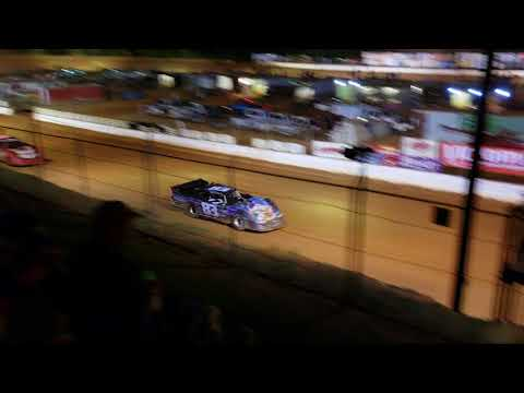 604 Crate main at Laurens Speedway 5/5/18
