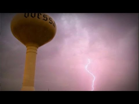 Severe weather sparks tornado fears