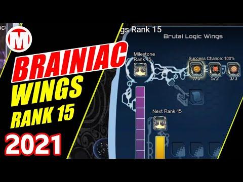 DCUO OP Brainiac