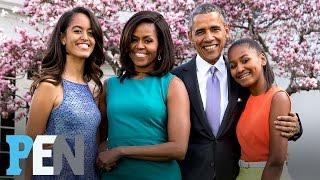 The Obamas On Raising Their Kids & Harvard-Bound Malia Obama   PEN   Entertainment Weekly