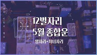 타로카드 | 2020년 5월 별자리운세(양~처녀)? (…