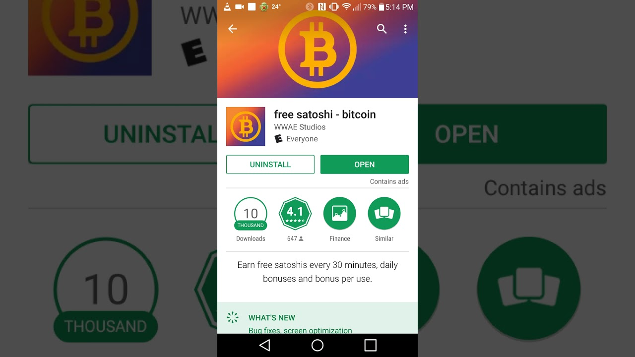 The Only Bitcoin Faucet That Pays Out Satoshi, THROUGH COINBASE ...