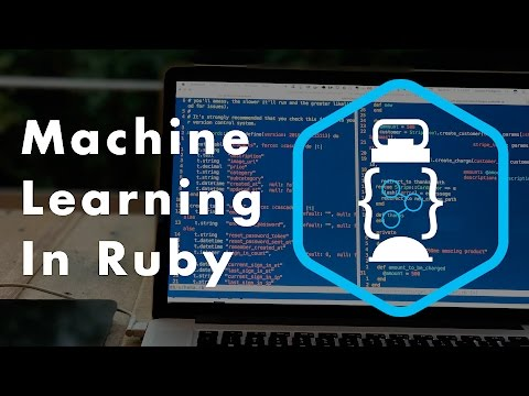 Practical Machine Learning in Ruby