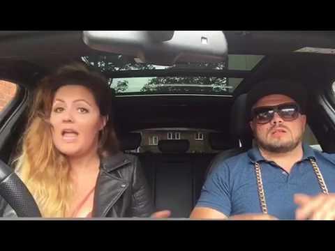 Carpool Karaoke Rockabye Sean Paul Anne Marie husband and wife