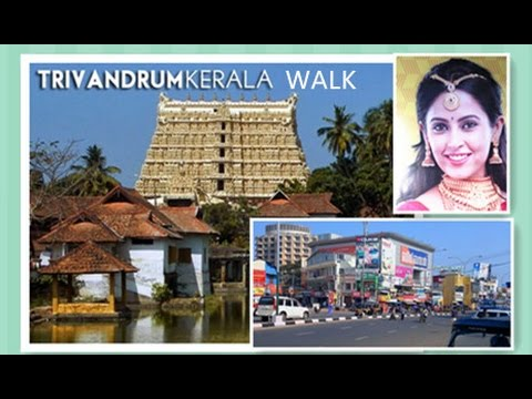 Visit India 5 Street Walk in Trivandrum