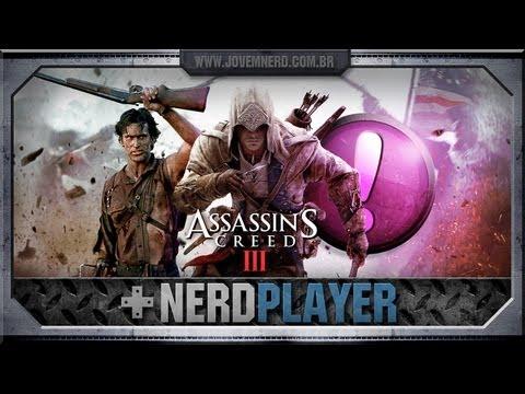 Assassin's Creed 3 - Deu mole na floresta! | NerdPlayer 53