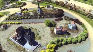 Luftbildaufnahmen Bürgerpark Wernigerode / Tarot
