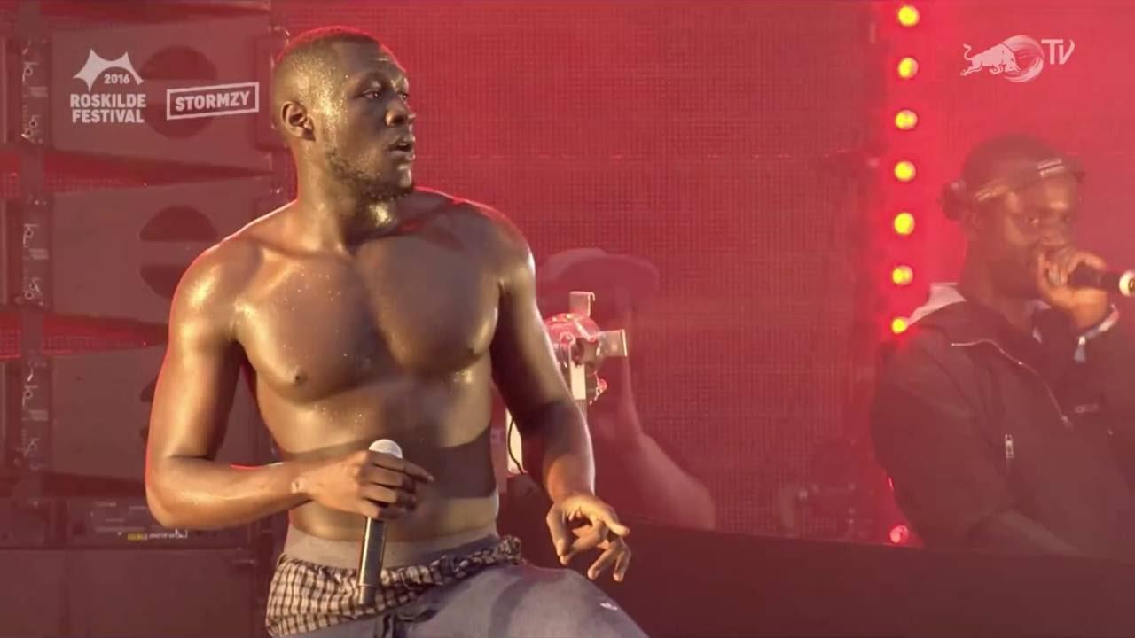 Resultado de imagen de Stormzy – Shut Up (Live Roskilde Festival