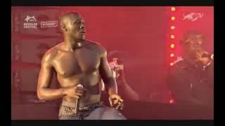 Stormzy – Shut Up (Live Roskilde Festival 2016)