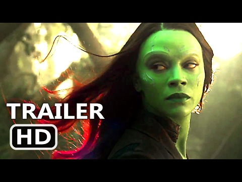 GUARDIANS OF THE GALAXY 2 Super Bowl Trailer (2017) Chris Pratt Action Blockbuster Movie HD