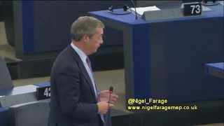 Nigel Farage on who decides who can come to Britain and claim benefits
