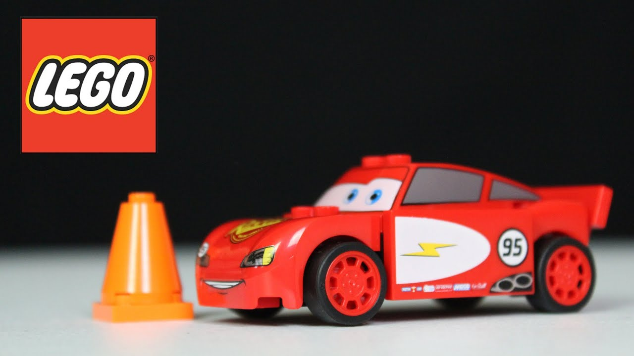 Lego Radiator lego cars radiator springs lightning mcqueen review, unboxing