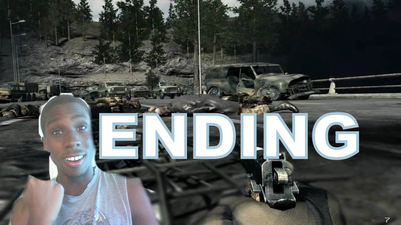 call of duty 7 ending relationship