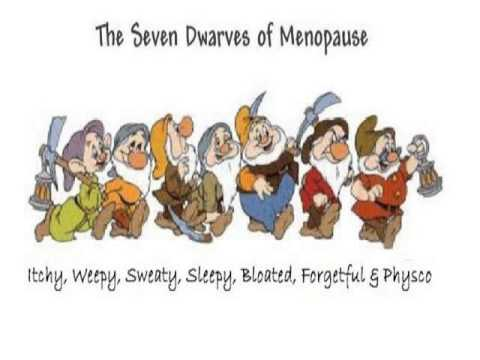 all of the names of the 7 dwarfs