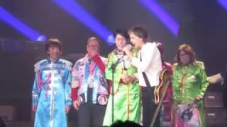 Hi Hi Hi / Paul McCartney with Japanese Fans 25 April 2017 武道館 Budokan JAPAN ポールマッカートニー