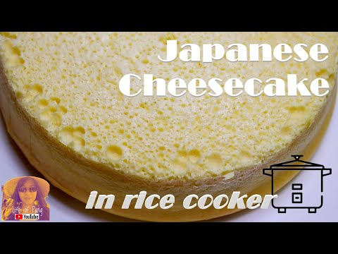 easy-rice-cooker-cake-recipes:-japanese-cheesecake-|-no-oven-cake-recipes-|-without-oven