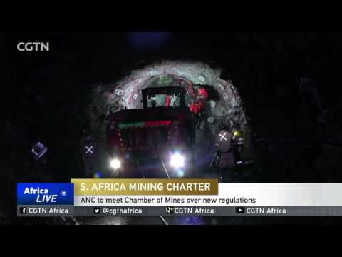 South Africa's ANC to meet Chamber of Mines over new regulations