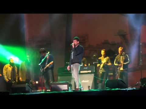 Blur - The Universal vive latino 2013