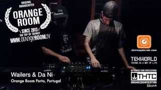 Orange Room Porto w/ Wailers & Da Ni during Porto Series, Episode 72, part 1