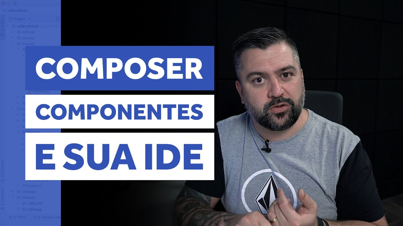 CONHECENDO O COMPOSER E CONFIGURANDO IDE | PHP TIPS #001