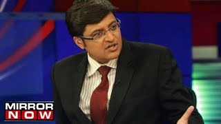 FIR Against Arnab Goswami Of Republic TV Over Suicide In Alibaug