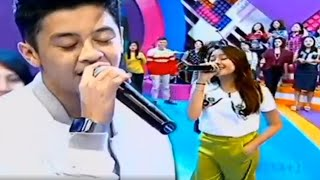 Video Bastian Steel & Salshabilla Adriani - Cinta dan Rahasia [Dahsyat 8 Agustus 2016] download MP3, 3GP, MP4, WEBM, AVI, FLV April 2018